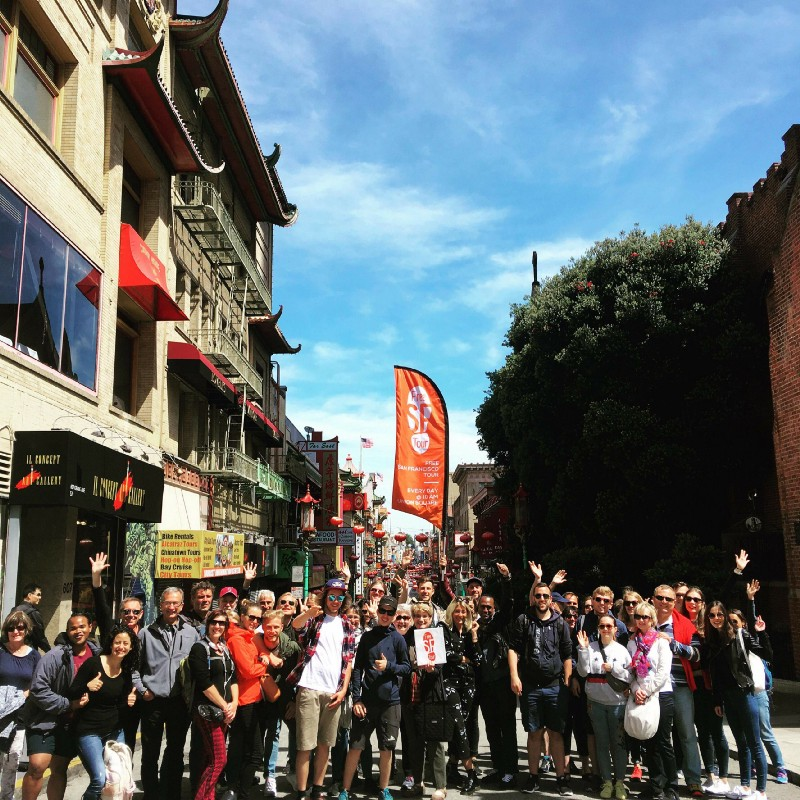 Where are the best free tours in North America? Spoiler: San Francisco in Top 3