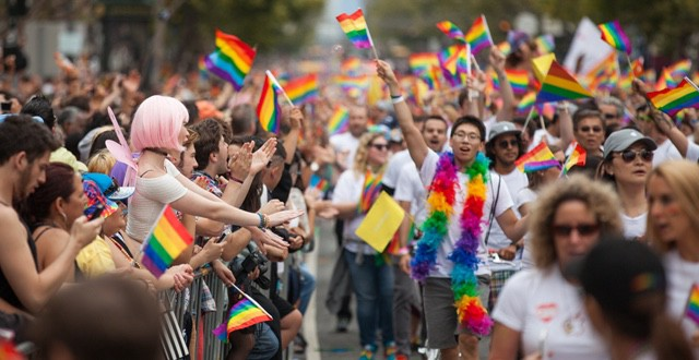 Free SF Tour celebrates Pride