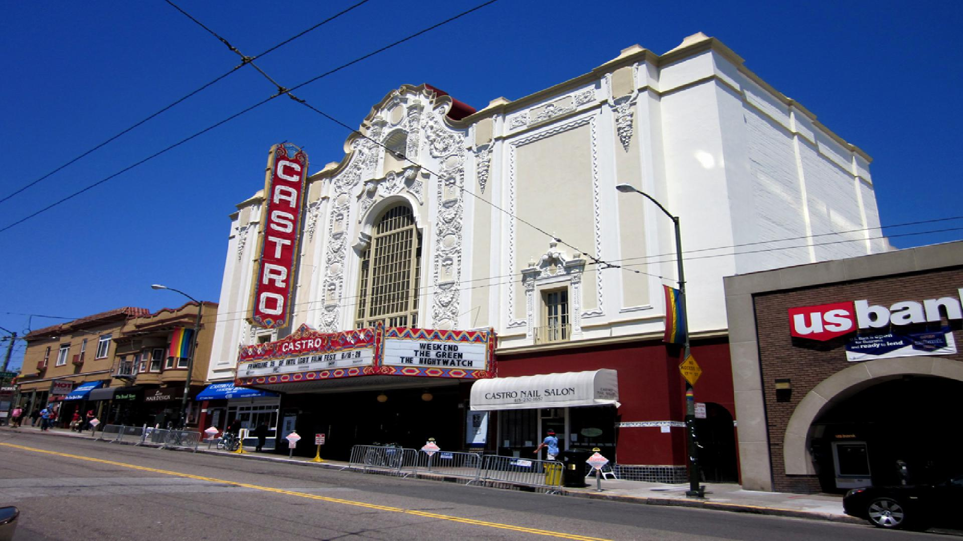 What to see in San Francisco: Castro Theatre